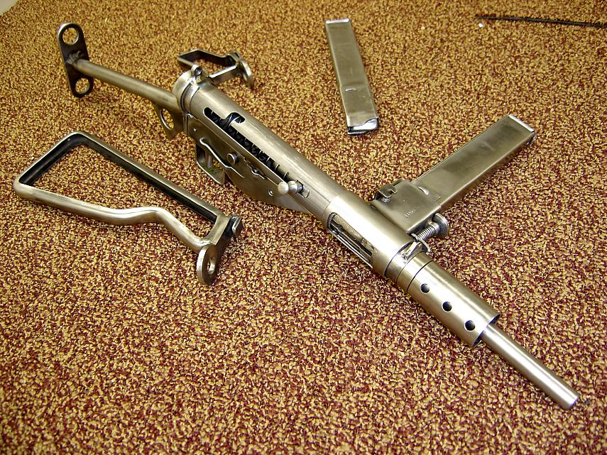Sten Gun Parts Kit Build Service